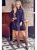 Cute Broderie Dress - Black