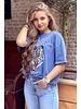 Ivy Tiger Shirt - Blue