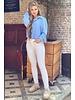 Stella Push Up Jeans - White