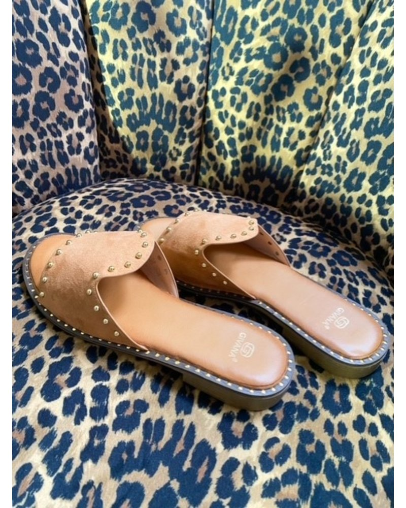 Summer Sandal - Camel