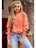 Lotte Blouse - Orange