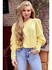 Lotte Blouse - Yellow