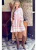 Cato Linnen Dress - Light Pink