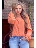 Danae Blouse - Orange