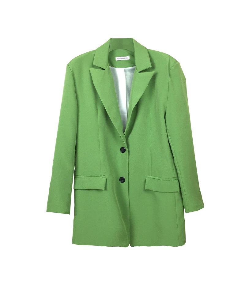 Boyfriend Blazer - Green