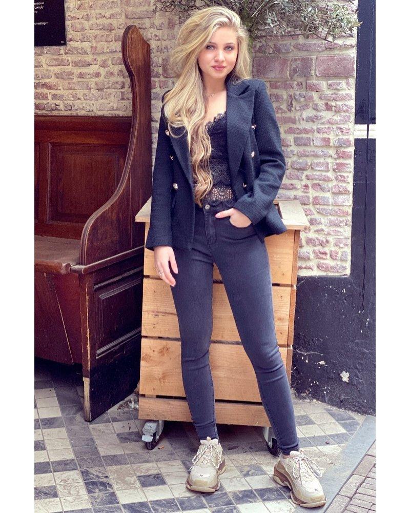 Mica Blazer - Black