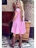 Naomi Dress - Light Pink
