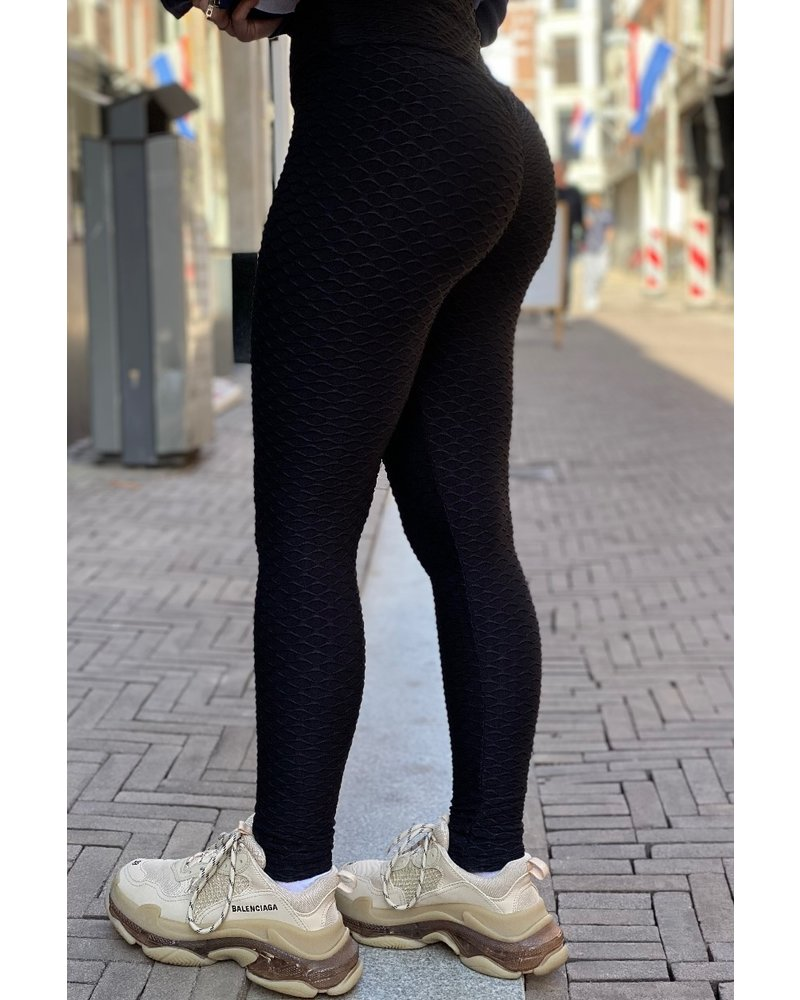 Booty Lifting Legging - Black