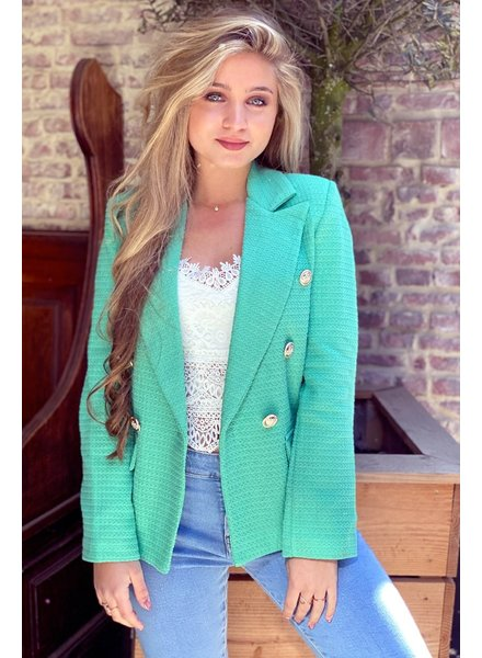 Mica Blazer - Green