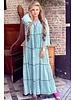 Suze Maxi Dress - Sea Green