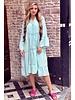 Saar Dress - Turquoise