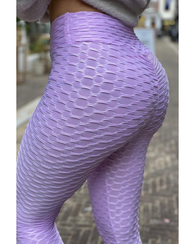 Booty Lifting Legging - Lilac