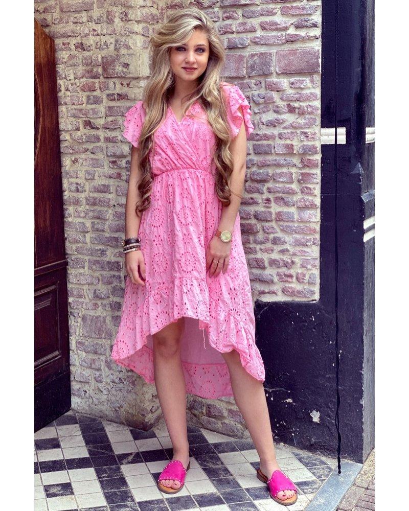 Lize Dress - Light Pink