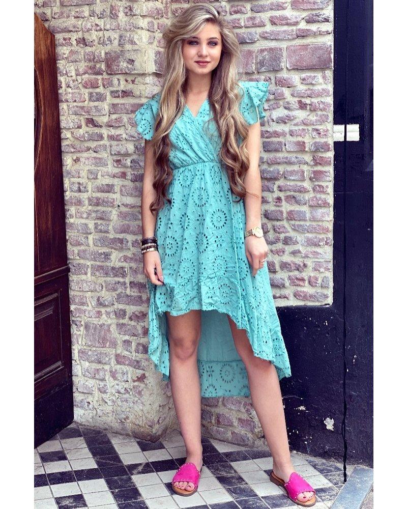 Lize Dress - Turquoise
