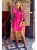Veerle Dress - Fuchsia