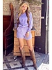 Maartje Rufffle Jumpsuit - Lilac