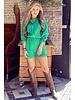 Maartje Rufffle Jumpsuit - Green