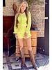 Maartje Rufffle Jumpsuit - Yellow