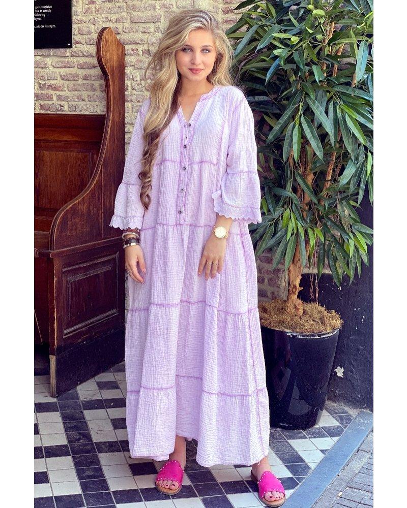 Dani Maxi Dress - Lilac
