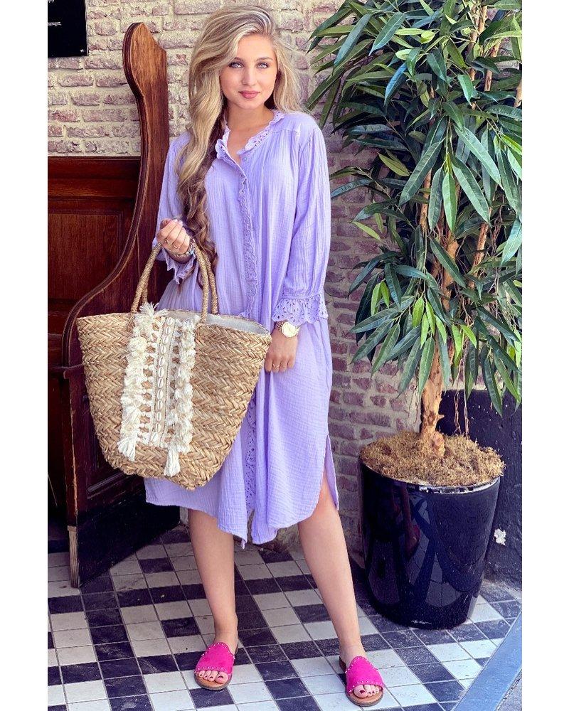 Esmee Dress - Lilac