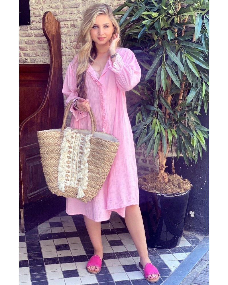 Esmee Dress - Light Pink