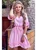 Fleur Dress - Light Pink