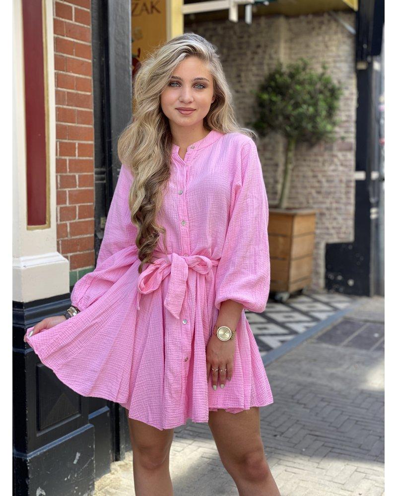 Mandy Dress - Pink