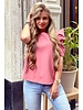 Puffy Sleeve Top - Old Pink