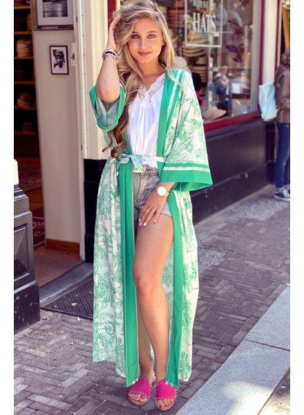Izzy Kimono - Green