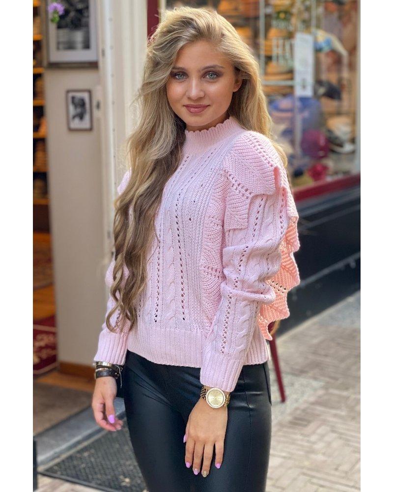 Maxime Sweater - Light Pink