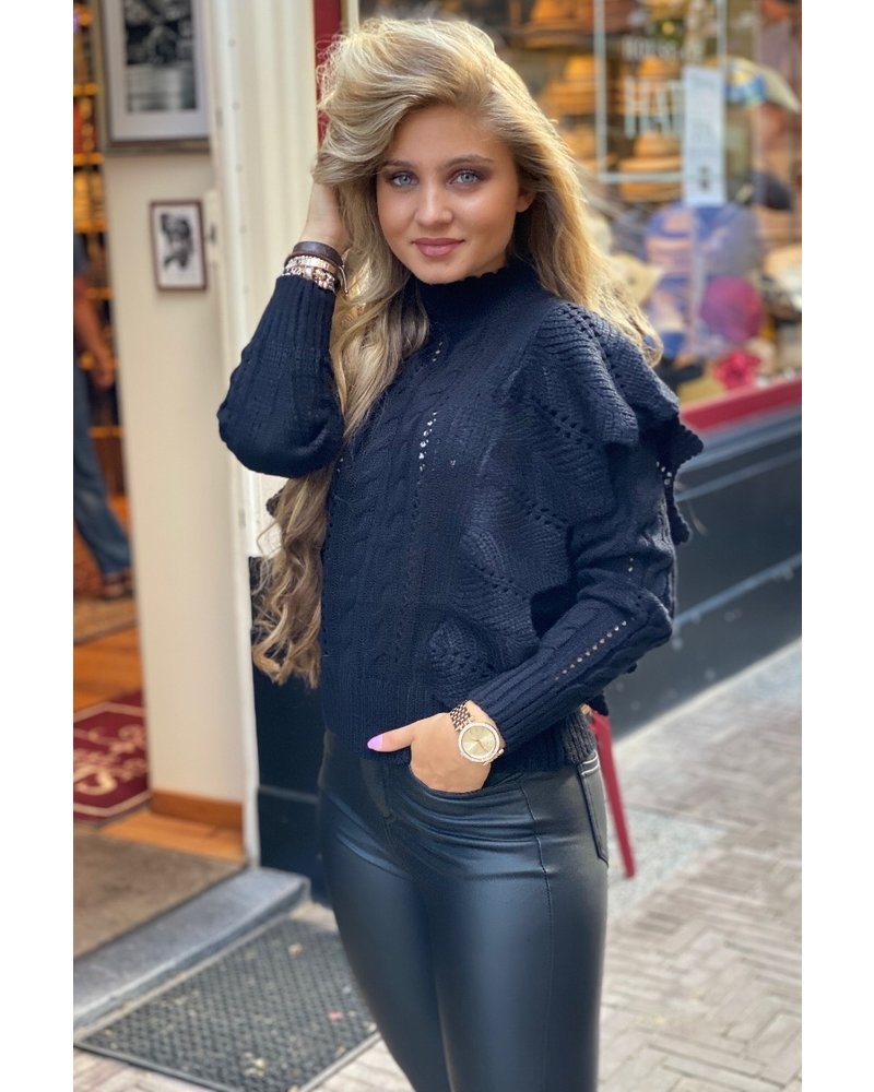 Maxime Sweater - Black