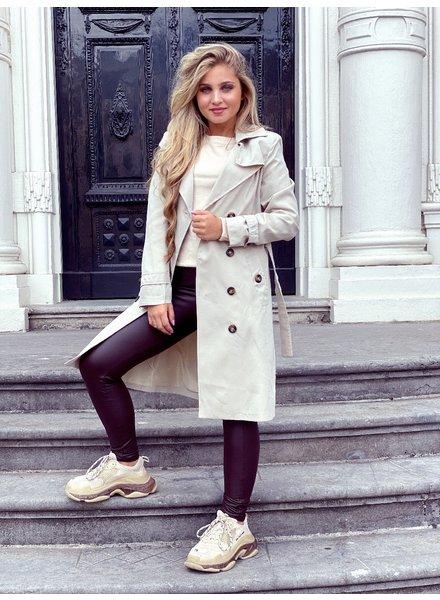 Charlotte Trenchcoat - Beige