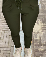 Katie Pants - Army Green