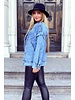 Isabel Denim Jacket - Blue
