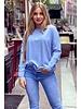 Comfy Basic Sweater - Blue