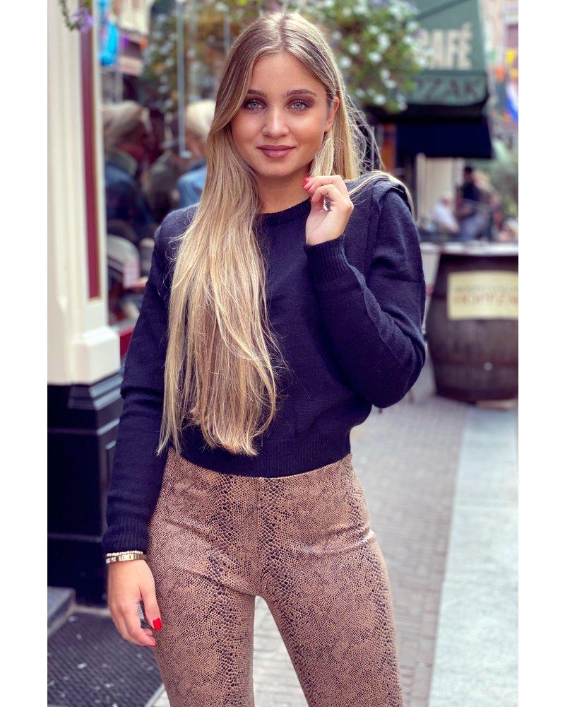 Isabella Sweater - Black
