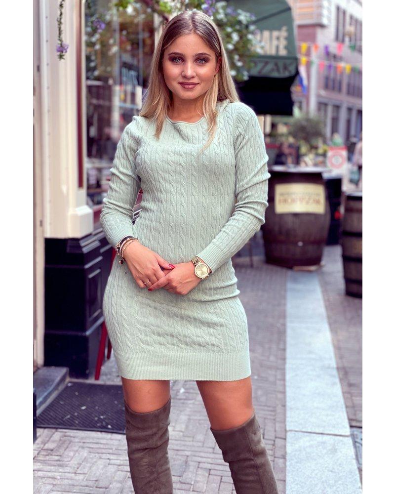 Izzy Dress - Mint
