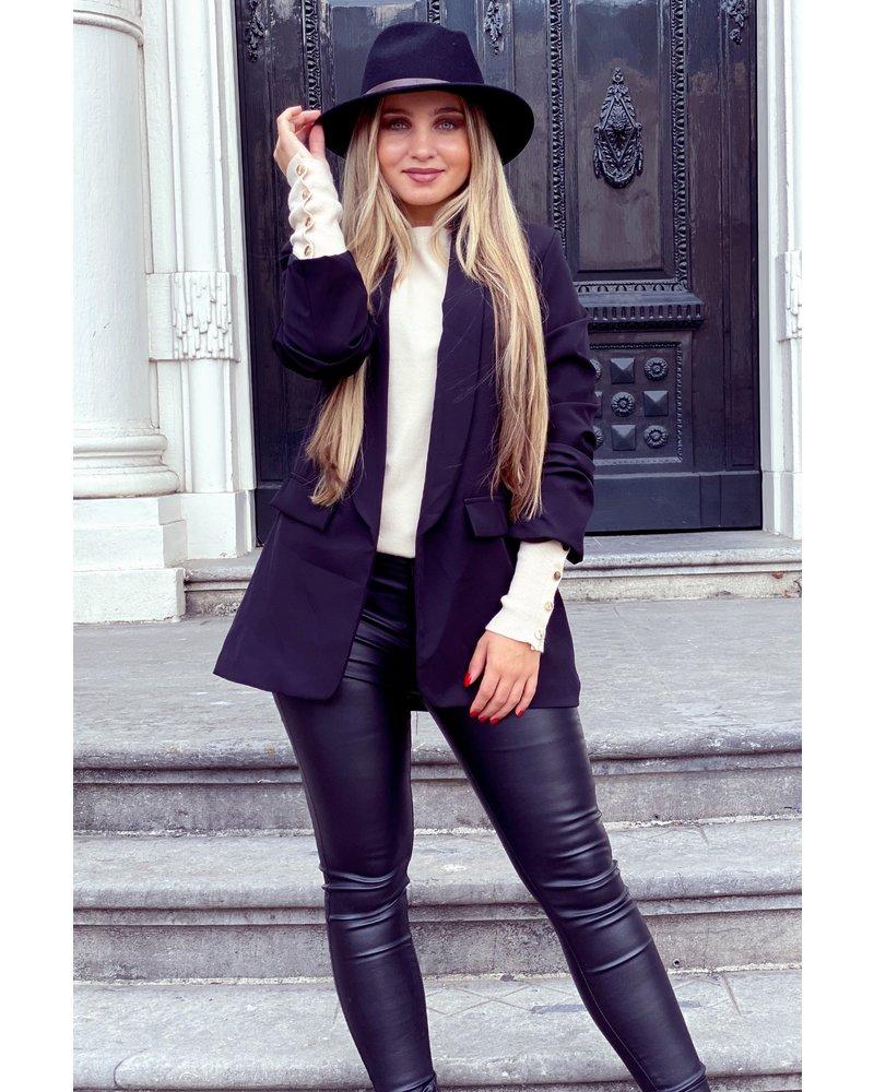 Kendall Blazer - Black