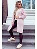Comfy Knitted Vest - Light Pink