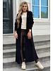 Heather Knitted Vest - Black