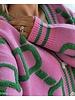 Musthave Vest - Pink/Green Pre-Order