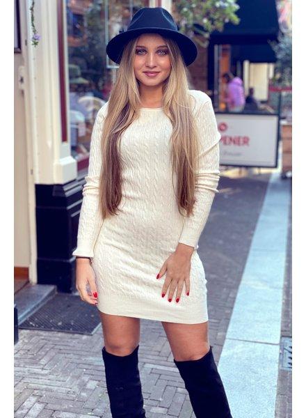 Izzy Dress - Beige
