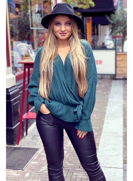 Chloe Blouse - Green