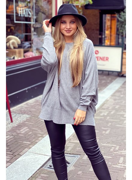 Julie Sweater - Grey
