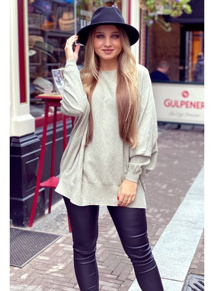 Julie Sweater - Taupe