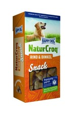 Happy Dog NaturCroq Snack Rund & Spelt