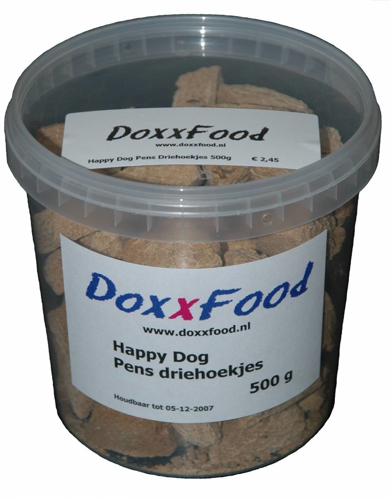 Happy Dog Welterusten-koekjes Lam & Rijst 10 kg