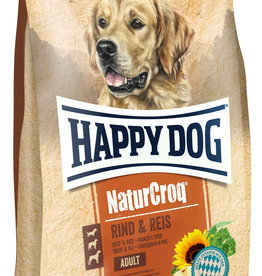 Happy Dog NaturCroq Rund & Rijst