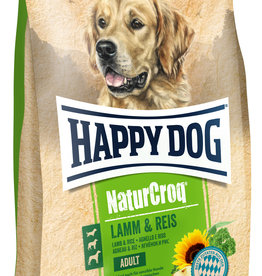 Happy Dog NaturCroq Lam & Rijst