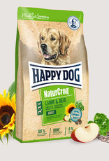 Happy Dog Premium - NaturCroq Lam & Rijst 15 kg